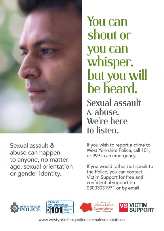 Sexual Abuse Poster Version 1