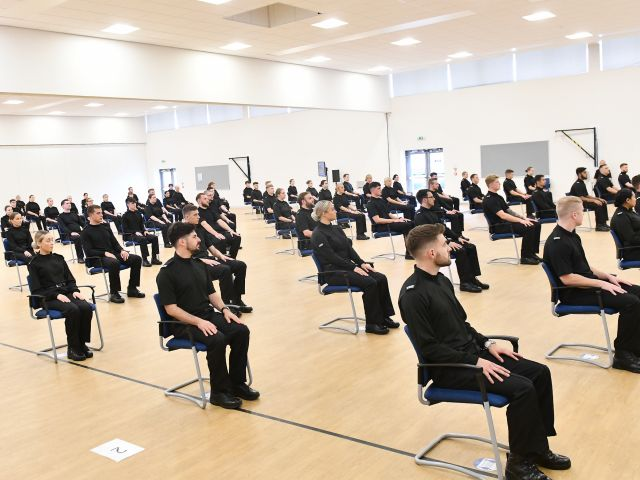 Police Constable Degree Apprentices