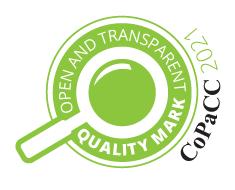 Transparency Quality Mark 2021