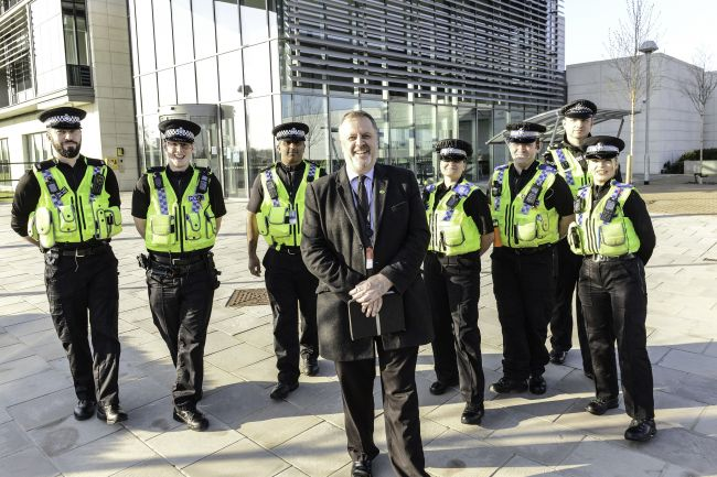 Mark with Wakefield NPT