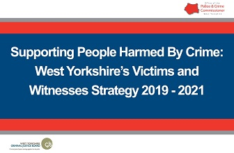Victims and Witnesses Strategy image